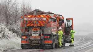Cork roads to be gritted tonight as temperatures fall to -2 degrees
