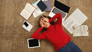 Study and stress: Get the balance right