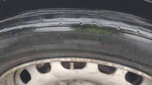 Cork Gardaí seize vehicle for bald tyres and three other offences