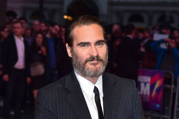 Joaquin Phoenix. Picture: Matt Crossick/PA Photos.