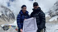 Living Leeside: Meet the Kerryman who found love in Cork and honeymooned on Mount Everest