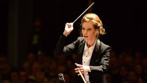 It's the busiest time of year for musicians, says Cork conductor