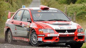 A passion for rally driving is in Ovens driver Owen Murphy's DNA
