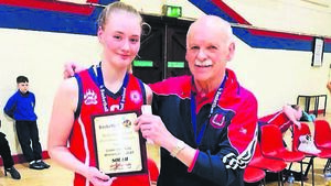 Brunell's Lauryn Homan has eye on U18 national cup glory