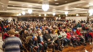 Huge turnout at public meeting to defend Bantry General Hospital amid downgrading threats