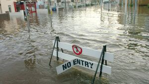 Minister set to decide on Cork city flood defence plans early next year