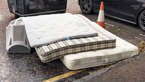 For one day only people in Cork can dump their old mattresses for free