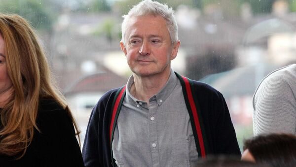 Louis Walsh at the Westlife concert announcement, at Pairc Ui Chaoimh. Picture: Jim Coughlan.