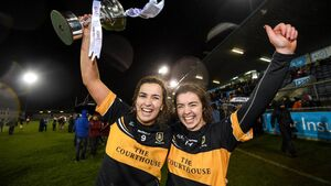 Mighty Mourneabbey are gunning for six ladies football crowns in a row