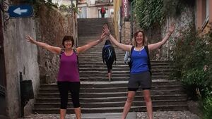 Three generations of this Cork family walked the Camino together