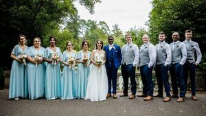 Wedding of the Week: Cork Church youth group brought us together