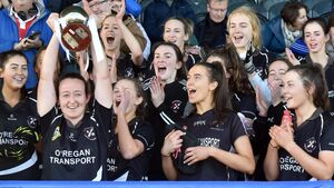 Donoughmore ladies footballers are back as a force with Munster triumph