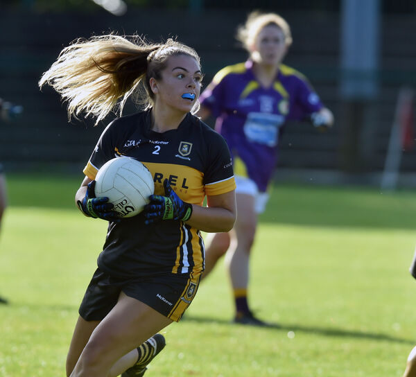 Mourneabbey's Aisling O'Sullivan on the ball. Picture: Eddie O'Hare