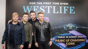 Westlife add second Cork date due to 'exceptional demand'