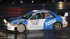 Carrigaline driver Brian O'Mahony deserves a place with Cork rally greats