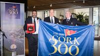 Prince of Monaco marks Cork300