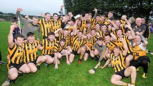 Russell Rovers retain the Jamesy Kelleher after sizzling hurling decider