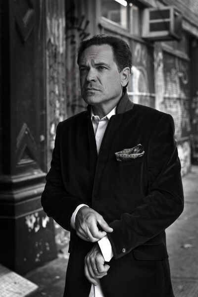 Kurt Elling will be at the Cork Jazz Fest on October 26.
