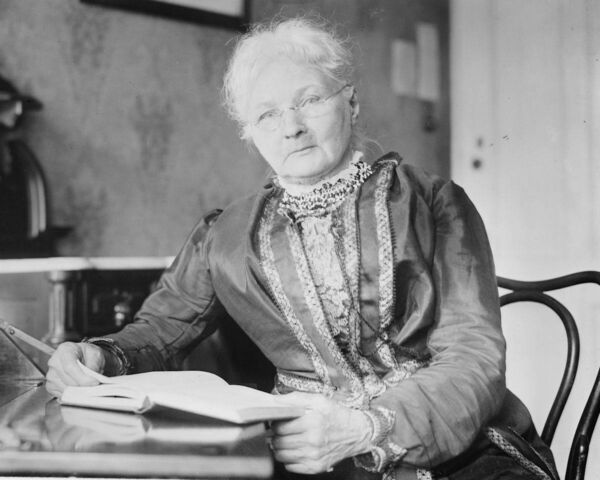 Trade union pioneer Mary Harris Jones, who left Cork for Canada and the US with her family in the 1850s, is one of those shortlisted.