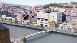 Construction of Cork's latest bridge will start this month