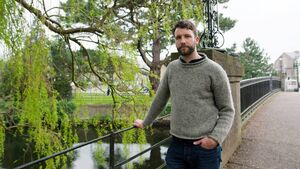 We catch up with author Danny Denton as he takes up new post at University College Cork