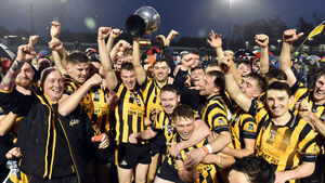 No heartache for ruthless Russell Rovers in this year's junior hurling decider