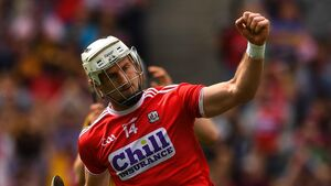 Fourth All-Star for Cork's Patrick Horgan