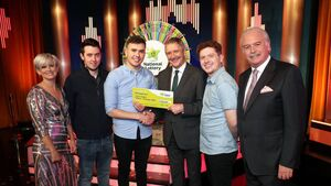 Cork man wins €20,000 on Winning Streak days after graduating