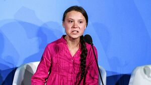 Colette Sheridan: Scorn not her sincerity because Greta Thunberg is the bomb...