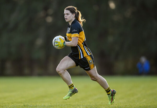 Noelle Healy of Mourneabbey. Picture; Harry Murphy/Sportsfile