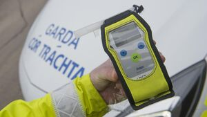 Gardaí to step up checkpoints over long weekend