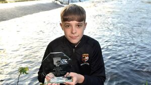 'A great role model': Ballincollig boy honoured for river rescue