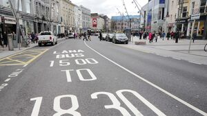 Disabled drivers cannot access city centre parking spaces in Cork