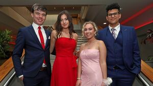 Picture gallery: Bishopstown students looking stylish for their debs night out