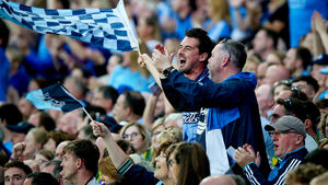 John Arnold: I dreamt of a Dublin ten in a row, or was it a premonition?