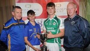 U16 premier hurling finals will feature Barrs, Ballincollig, Blarney and Valleys