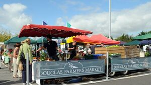 Douglas Farmers Market cancelled for Saturday