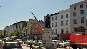 Proposal for three more statues to join Fr Mathew monument on Patrick's Street