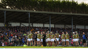 Why did the Cork senior hurling final fail to attract a bumper crowd?