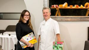 Top chef establishes student bursary for UCC'S new food course