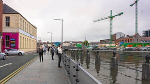 OPW release new Cork flood defence images to allay 'misunderstanding' and 'misrepresentation' of the scheme