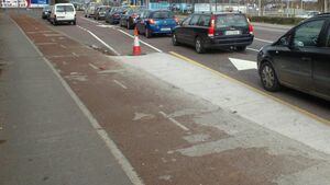Cork City Council will not allocate specific funds for cycle lanes