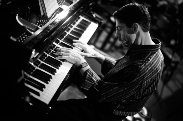 The Fred Hersch Trio and Linley Hamilton Quintet play The Everyman on Sunday October 27.