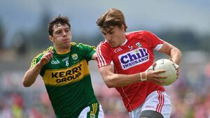 Cork footballers draw Kerry in Munster which could consign them to a proposed All-Ireland B competition