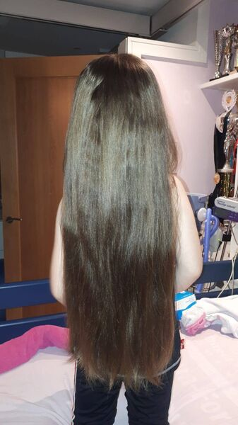 Kate Flynn, who is seven and a half years old, will have more than 12 inches of hair cut off on December 10 at Ego salon in Cobh. She will donate the locks to The Little Princess Trust, and also set up a GoFundMe page to raise funds for the Little Blue Heroes Foundation.