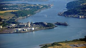 Masterplan for the future of Cork Harbour's Marino Point goes on display
