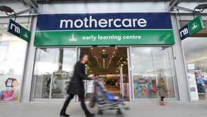 Mothercare stores in Ireland are not affected by UK stores going into administration