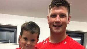 Brave Cork boy meets his Munster heroes after beating cancer