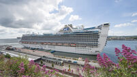 Environmental concerns raised about cruise liners in Cobh