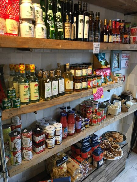 NEW VENTURE: Leafling Mercantile opened in April and sells everything from Lordan's meat, to loose and plastic free vegetables, and has refill options too.